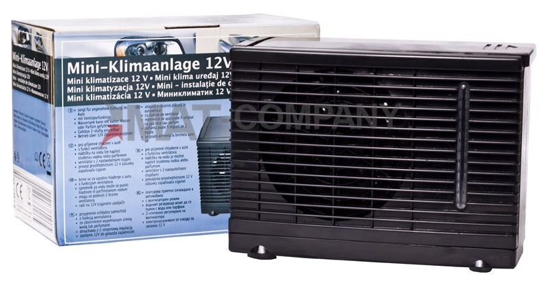 mini klimaanlage 12v auto camping mini luftk hler sommer ebay. Black Bedroom Furniture Sets. Home Design Ideas